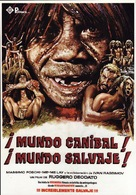 Ultimo mondo cannibale - Spanish Movie Poster (xs thumbnail)