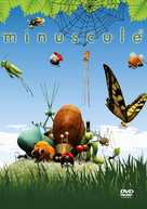 """Minuscule"" - French DVD movie cover (xs thumbnail)"