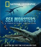Sea Monsters: A Prehistoric Adventure - Blu-Ray cover (xs thumbnail)