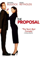 The Proposal - DVD cover (xs thumbnail)