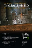 """Metropolitan Opera: Live in HD"" - Movie Poster (xs thumbnail)"