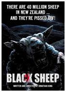 Black Sheep - New Zealand Movie Poster (xs thumbnail)