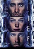 Life - British Teaser movie poster (xs thumbnail)