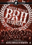 Battle Royale 2 - Danish DVD cover (xs thumbnail)