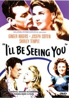 I'll Be Seeing You - Australian DVD movie cover (xs thumbnail)