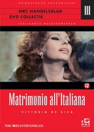Matrimonio all'italiana - Dutch Movie Cover (xs thumbnail)