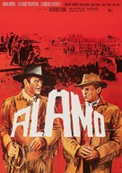 The Alamo - German Re-release movie poster (xs thumbnail)