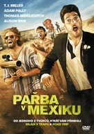 Search Party - Czech DVD movie cover (xs thumbnail)