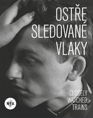 Ostre sledované vlaky - Czech Blu-Ray cover (xs thumbnail)