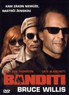 Bandits - Czech Movie Cover (xs thumbnail)