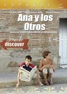 Ana y los otros - Argentinian Movie Cover (xs thumbnail)