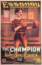The Champion - Movie Poster (xs thumbnail)