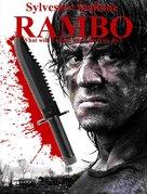 Rambo - Blu-Ray movie cover (xs thumbnail)