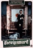Koenigsmark - Italian Movie Poster (xs thumbnail)