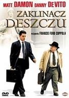 The Rainmaker - Polish DVD cover (xs thumbnail)