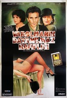 The Unbearable Lightness of Being - Turkish Movie Poster (xs thumbnail)