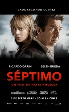 Séptimo - Argentinian Movie Poster (xs thumbnail)