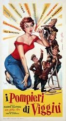 I pompieri di Viggiù - Italian Theatrical poster (xs thumbnail)