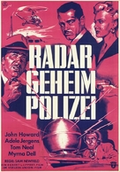 Radar Secret Service - German Movie Poster (xs thumbnail)