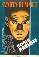 The Black Room - Swedish Movie Poster (xs thumbnail)