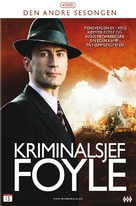"""Foyle's War"" - Norwegian DVD cover (xs thumbnail)"