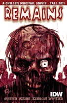 Steve Niles' Remains - DVD cover (xs thumbnail)