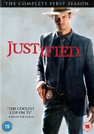 """Justified"" - British DVD cover (xs thumbnail)"