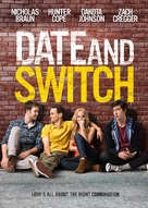 Date and Switch - Canadian DVD movie cover (xs thumbnail)