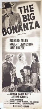 The Big Bonanza - Movie Poster (xs thumbnail)