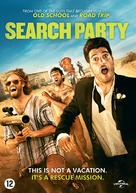 Search Party - Dutch DVD cover (xs thumbnail)