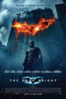 The Dark Knight - Icelandic Movie Poster (xs thumbnail)