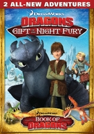 Dragons: Gift of the Night Fury - DVD cover (xs thumbnail)