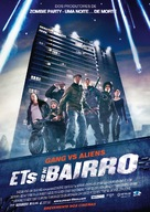 Attack the Block - Portuguese Movie Poster (xs thumbnail)