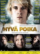 Hyvä poika - Finnish Movie Poster (xs thumbnail)