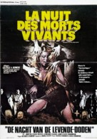 Night of the Living Dead - Belgian Movie Poster (xs thumbnail)