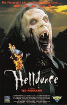 Bloodstone: Subspecies II - German Movie Poster (xs thumbnail)