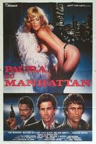 Fear City - Italian Movie Poster (xs thumbnail)