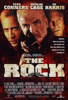 The Rock - Movie Poster (xs thumbnail)