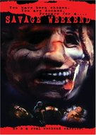 Savage Weekend - Movie Cover (xs thumbnail)