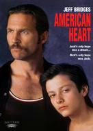 American Heart - DVD movie cover (xs thumbnail)