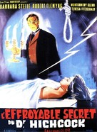 L'orribile segreto del Dr. Hichcock - French Movie Poster (xs thumbnail)