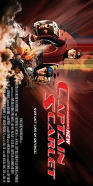 """Captain Scarlet"" - poster (xs thumbnail)"