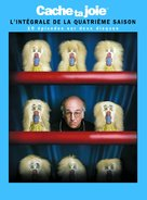 """""""Curb Your Enthusiasm"""" - French DVD movie cover (xs thumbnail)"""