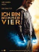 I Am Number Four - Swiss Movie Poster (xs thumbnail)