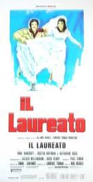 The Graduate - Italian Movie Poster (xs thumbnail)