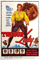 Two-Gun Lady - Movie Poster (xs thumbnail)