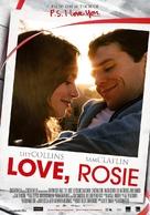 Love, Rosie - Dutch Movie Poster (xs thumbnail)