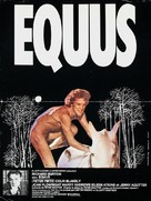Equus - French Movie Poster (xs thumbnail)