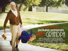 Jackass Presents: Bad Grandpa - British Movie Poster (xs thumbnail)