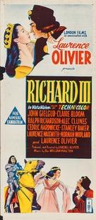 Richard III - Australian Movie Poster (xs thumbnail)